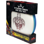 Marvel DD Prime Disc Golf Set (Marvel Prime Disc Golf Set, Standard)