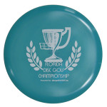 Roc3 (Champion (Glo CFR), 2017 Florida Disc Golf Championship)