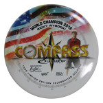 Compass (DecoDye Gold Line, 2016 World Champion Ricky Wysocki DecoDye)