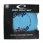 Senior Disc Golf Set (Retro Set, Standard)