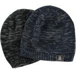 Heathered DGA Beanie (Beanie Hat, DGA Tag Style)