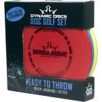 Dynamic Discs Prime Easy To Throw Disc Golf Set (Prime Easy To Throw Disc Golf Set, Standard)