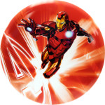 Felon (DyeMax Fuzion, Iron Man Red Flare)