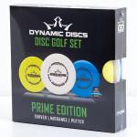 Dynamic Discs Prime Disc Golf Set (Prime Disc Golf Set, Standard)