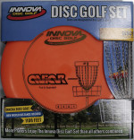 DX Disc Golf Set (DX Disc Golf Set, Box Set)