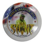 Saint Pro (DecoDye Gold Line, 2016 World Champion JohnE McCray DecoDye)