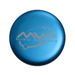 10.5 cm Metal Mini Putter (Standard Metal Mini, MVP Orbit Logo)