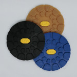 Mini Disc (X-Link, Shoe Print Coaster Style)