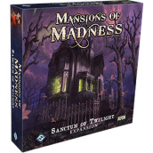 Mansions of Madness: Sanctum of Twilight Expansion
