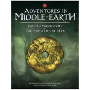 Adventures in Middle-Earth Loremaster's Screen (Dungeons and Dragons Fifth Edition)