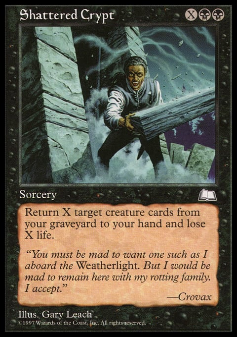 Shattered Crypt