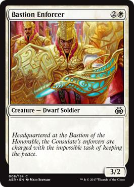 Bastion Enforcer