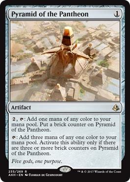 Pyramid of the Pantheon