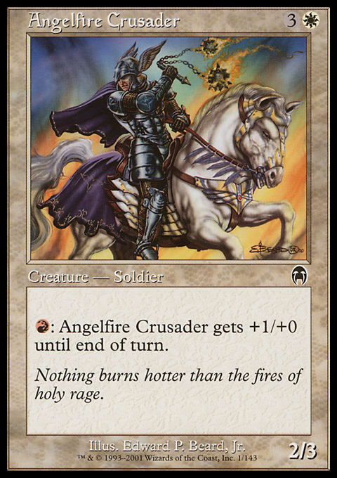 Angelfire Crusader