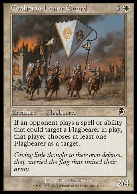 Coalition Honor Guard