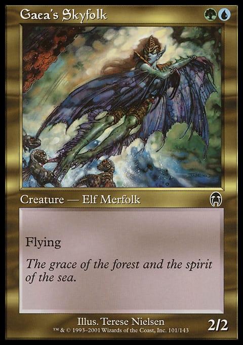 Gaea's Skyfolk