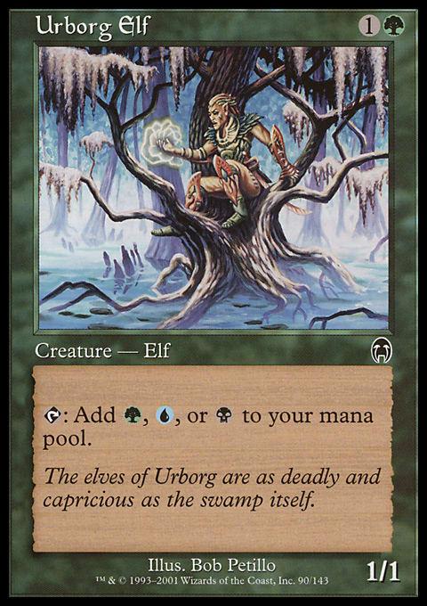 Urborg Elf