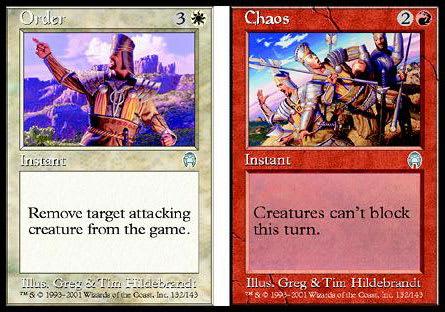 Order // Chaos