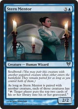 Stern Mentor