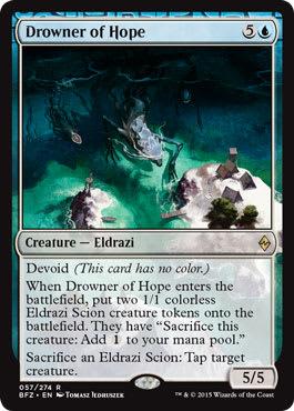 Drowner of Hope