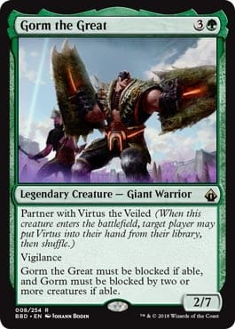 Budget Commander #49: Gorm and Virtus | Article by Abe Sargent