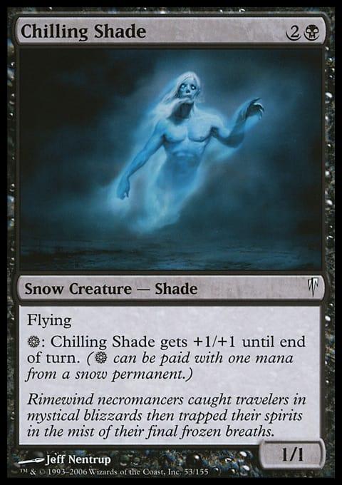 Chilling Shade