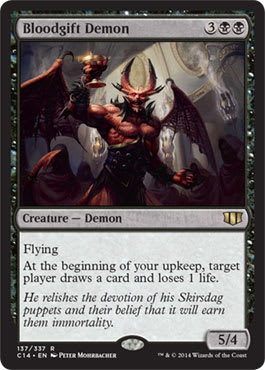 Bloodgift Demon