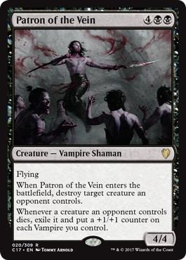 Patron of the Vein