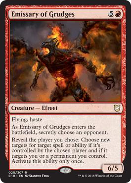 Emissary of Grudges