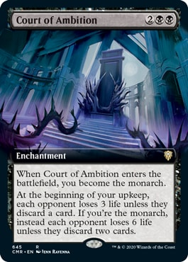 Court of Ambition