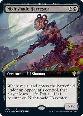 Nightshade Harvester