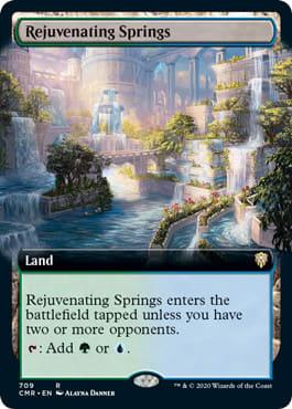 Rejuvenating Springs