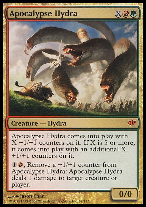 Apocalypse Hydra