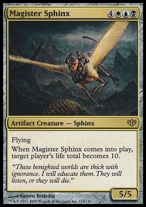 Magister Sphinx
