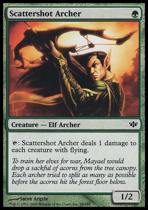 Scattershot Archer