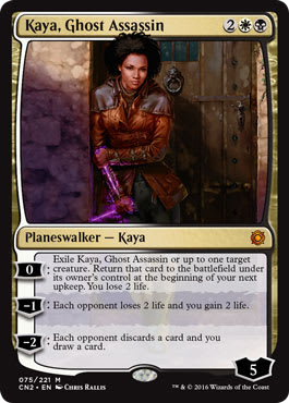 Kaya, Ghost Assassin