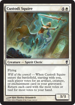 Custodi Squire