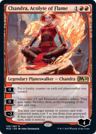 Chandra, Acolyte of Flame