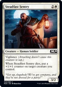 Steadfast Sentry