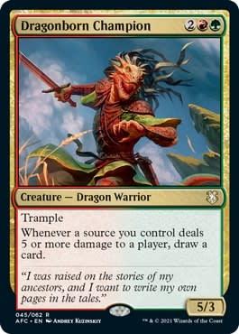 Dragonborn Champion