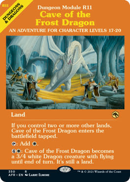 Cave of the Frost Dragon