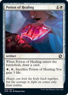 Potion of Healing