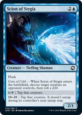 Scion of Stygia