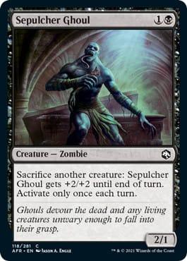 Sepulcher Ghoul