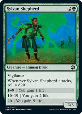 Sylvan Shepherd
