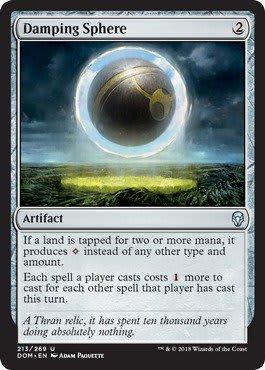 Damping Sphere