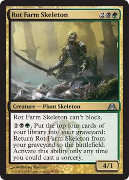 Rot Farm Skeleton