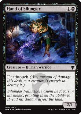 Hand of Silumgar