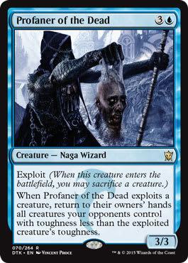 Profaner of the Dead