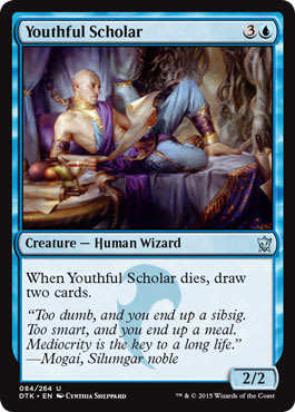 Youthful Scholar